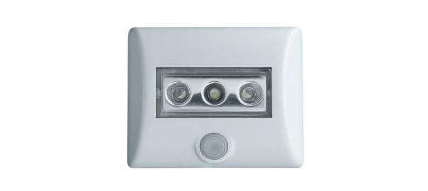 Nachtlicht Bewegungsmelder_Osram LED Nightlux LED-Nachtlicht_Bewegungsmelder Helligkeitssensor