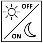 Icon Nachtlicht mit Dämmerungssensor