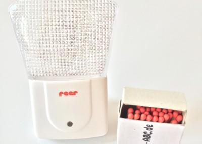 reer LED-Sensor-Nachtlicht