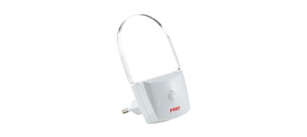 Reer 5062 LED-Nachtlicht ein/aus Schalter