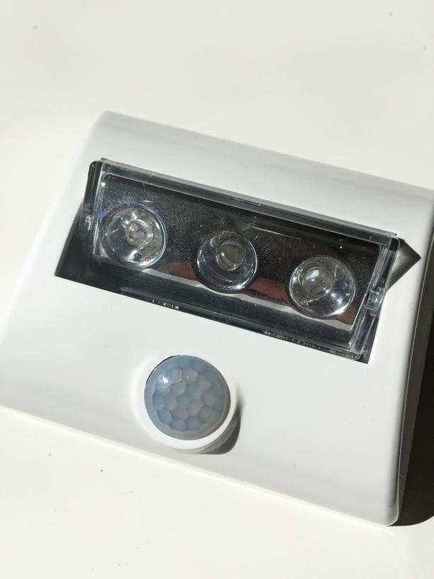 test osram nightlux nachtlicht. Black Bedroom Furniture Sets. Home Design Ideas