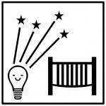 Icon Nachtlicht mit Projektion