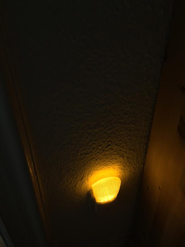 Reer LED-Nachtlicht mit Ein und Aus Schalter