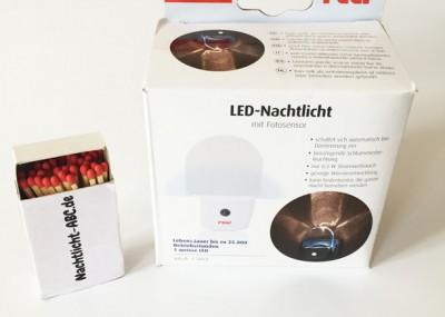 Nachtlicht Sensor reer 5061
