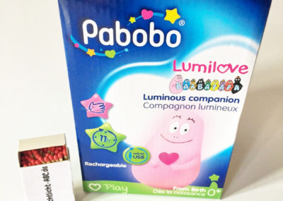 Test Pabobo Barbapapa